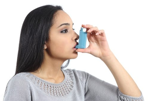 risk factors for asthma in young adults