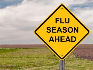 mild flu season-
