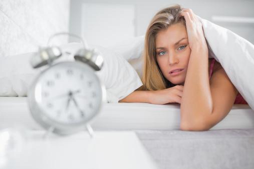 disrupted circadian rhythm