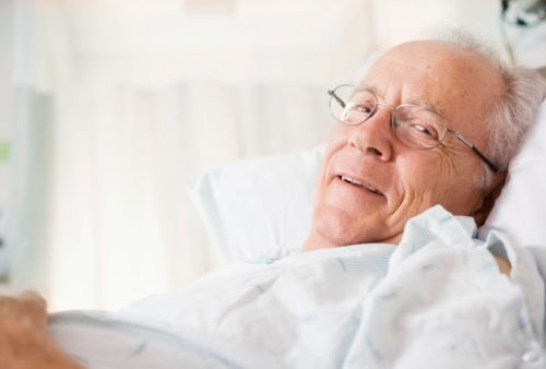 Feeling old increases your risk of hospitalization