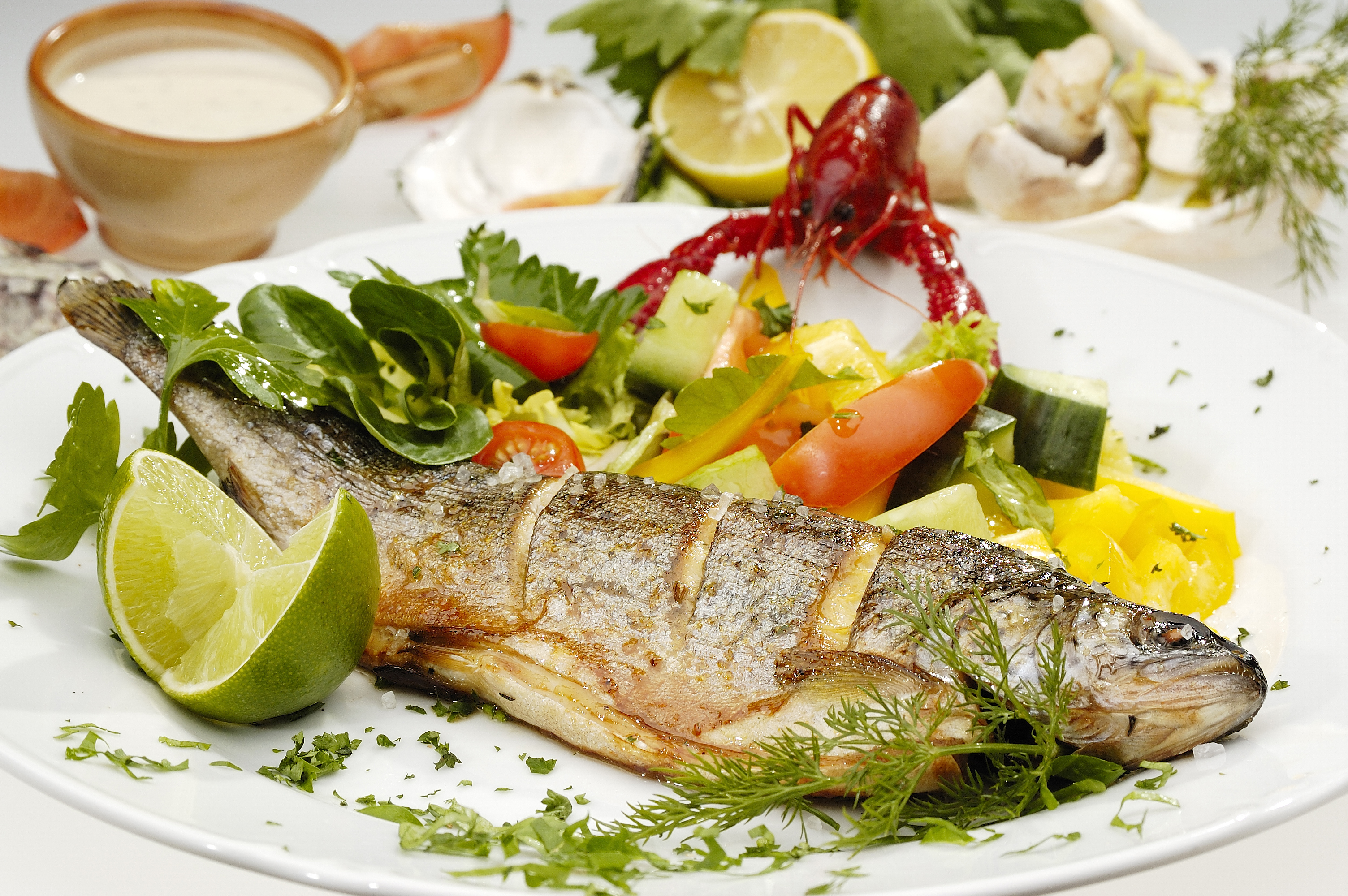 Seafood Might Protect Brain in People at Genetic Risk for Alzheimers