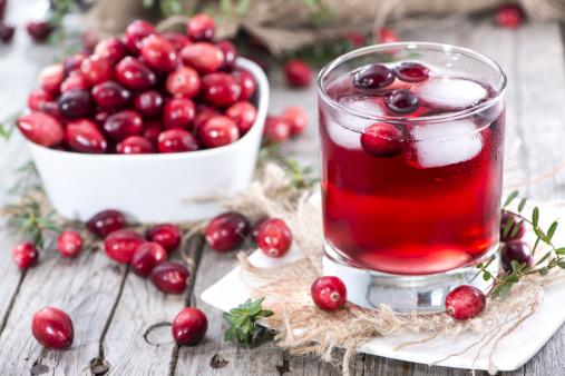 cranberry juice UTI