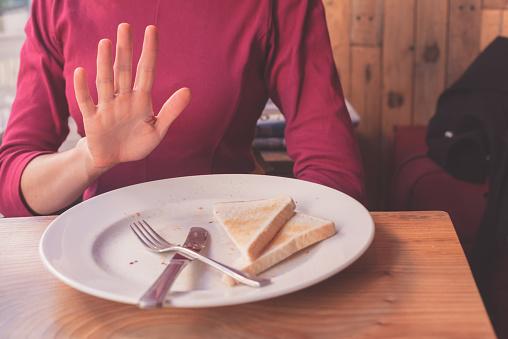 Gluten-free diet can relieve brain fog in celiac disease patients
