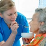 dementia eating disorder