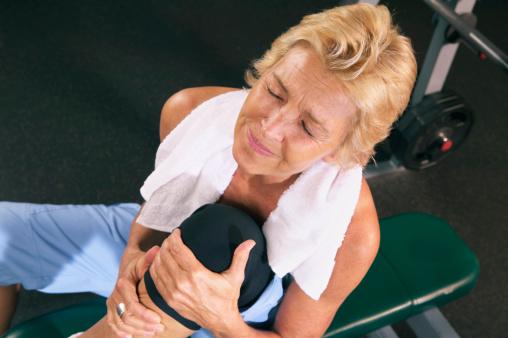 Runner's knee pain relieved