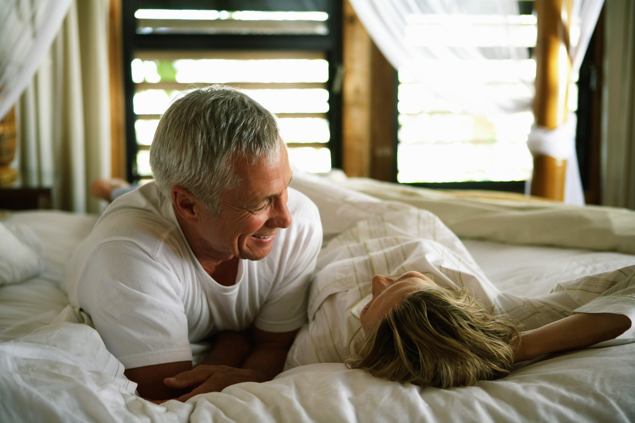 Exercise boosts bedroom performance, increases libido
