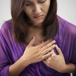 Women with STEMI heart attack