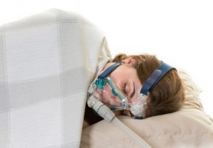 women sleep apnea