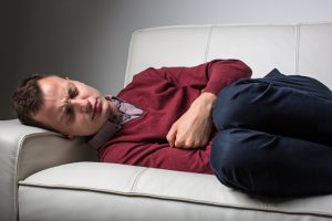 Crohn's disease flare-up