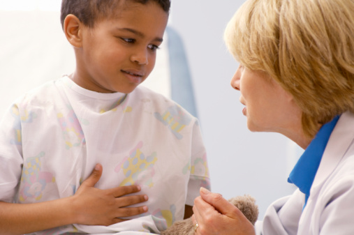 Autism doesn't increase risk of stomach disorders