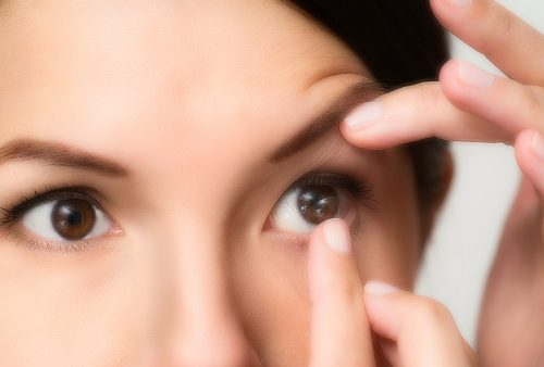 Contact lenses harmful for eyes