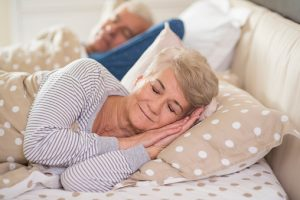 Sleep reduces risk of stroke