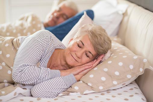 Sleep reduces risk of stroke
