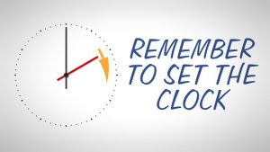 Daylight saving time adjusting tips