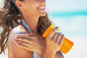 Endometriosis risk may be higher with benzophenone-type ingredients in sunscreen