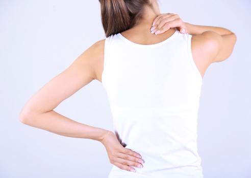 Fibromyalgia symptoms checklist, tender points