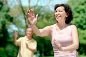Heart disease patients benefit from tai chi