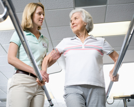 home therapy after hip replacement