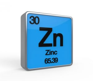 Kidney stones caused by excess zinc level toxicity in the body