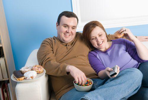 Lazy weekends promote body fat