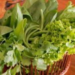 leafy vegetables and glaucoma