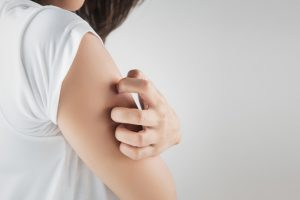 multiple sclerosis itching symptom (pruritus)