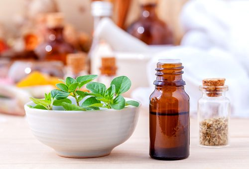 Norovirus prevention studies with oregano oil and citric acid
