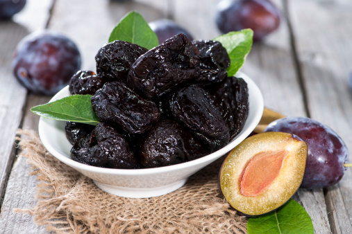 Osteoporosis, bone loss preventable by dried plums, prunes