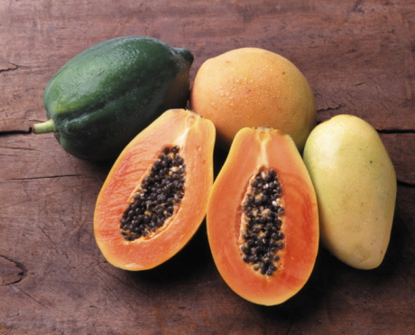 Papaya fruit health benefits
