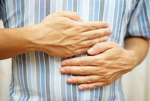 peptic ulcer (stomach ulcer)