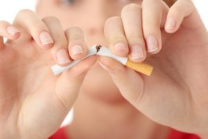 Quitting smoking most successful with 'cold turkey' method