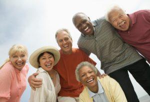 Senior population 2050