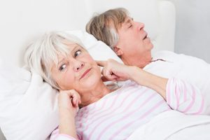 Sleep apnea affects mood