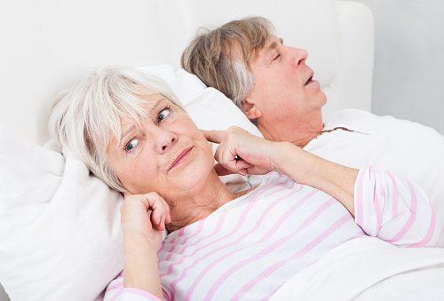 Sleep apnea affects mood