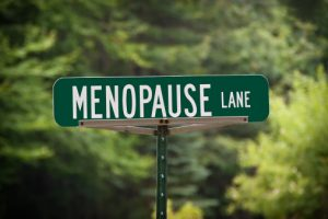 Urinary incontinence, depression in postmenopausal women