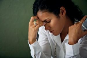 Depression and stress levels