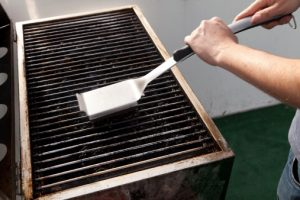 BBQ brushes pose serious health risk
