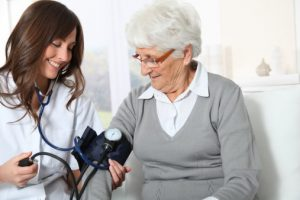 Blood pressure and cholesterol management in seniors