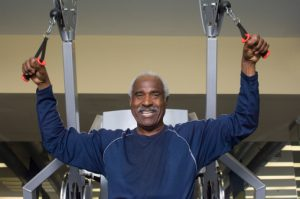 Building muscle reduces heart disease mortality