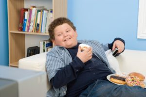 Childhood obesity rates continue to rise in the U.S.