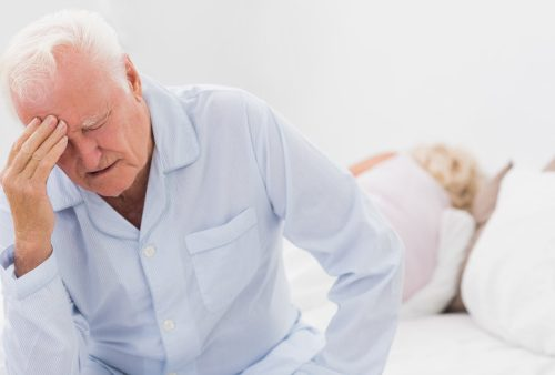 Pain management in elderly with dementia