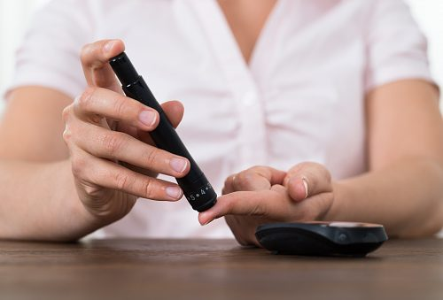 Diabetes linked to shorter life and disability