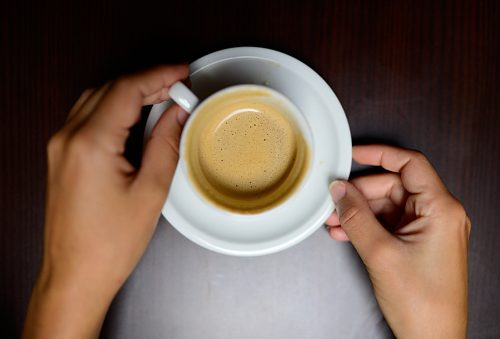 Drink coffee for healthy liver
