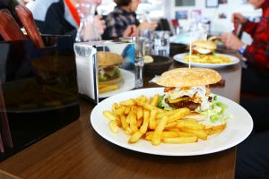 Eating fast food exposes you to harmful chemicals