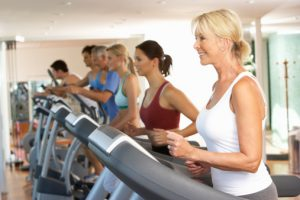 Exercise works as appetite suppressant