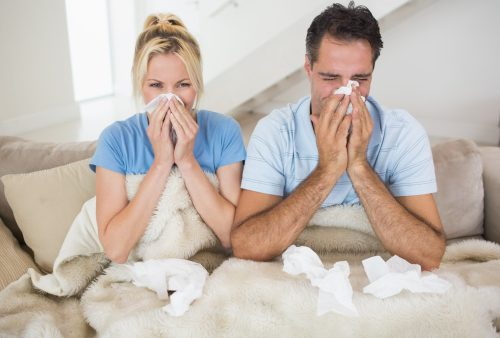 Flu season coming to an end, mild overall: CDC