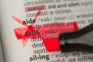 HIV patients age faster