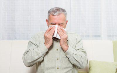 Mucus in throat