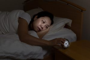 Poor sleep causes brain changes