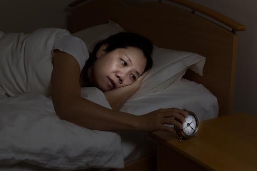 Poor sleep causes brain changes